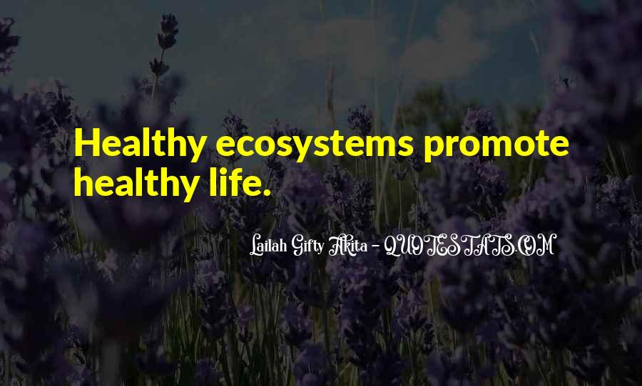 Quotes About Protection Of Nature #1784861