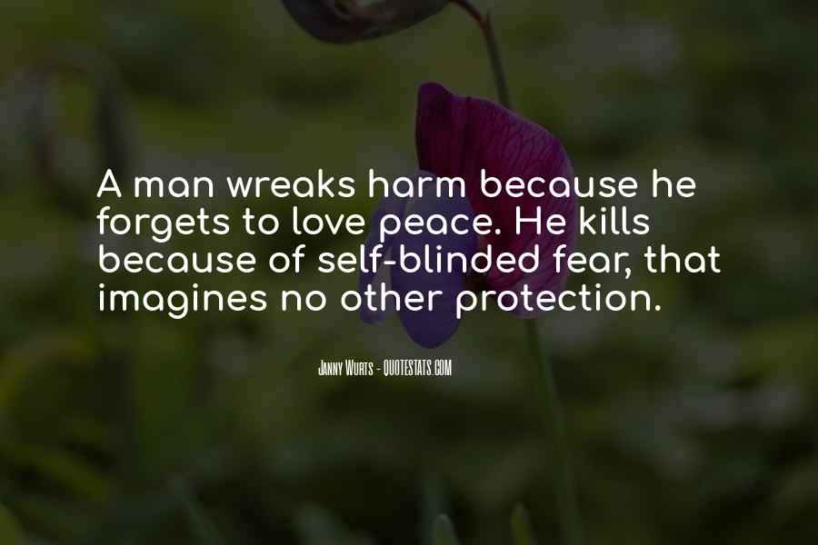 Quotes About Protection Of Nature #511598