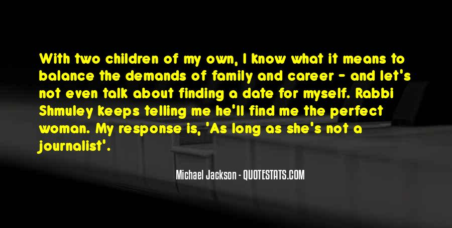 Quotes About Not Perfect Family #1220862