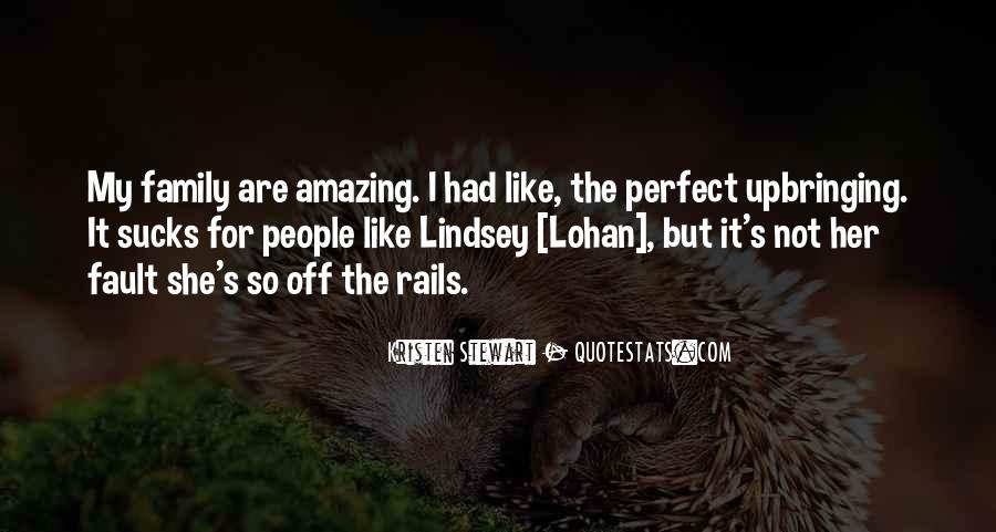 Quotes About Not Perfect Family #1446955