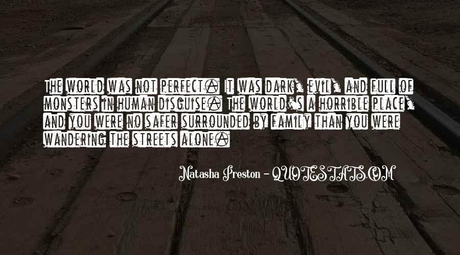 Quotes About Not Perfect Family #1648119