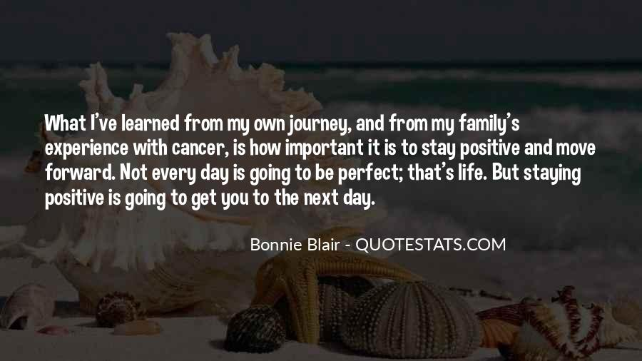 Quotes About Not Perfect Family #255359
