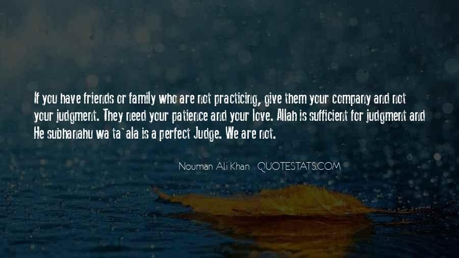 Quotes About Not Perfect Family #309561