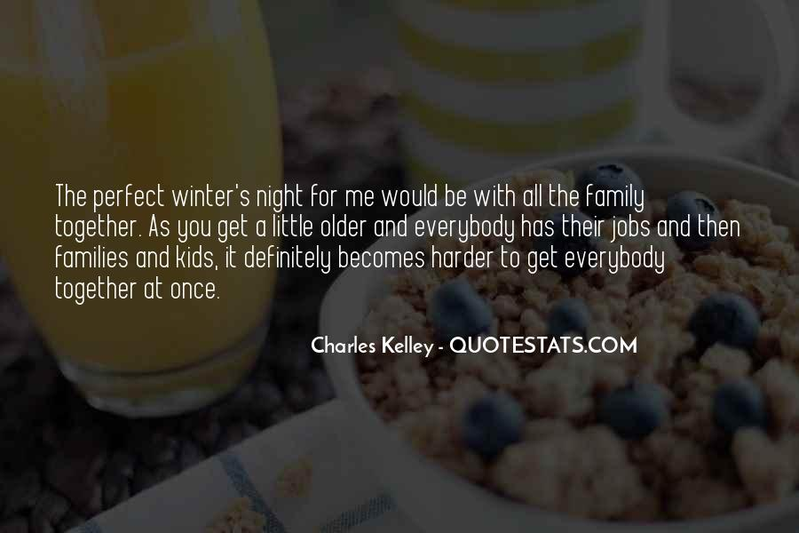 Quotes About Not Perfect Family #519895