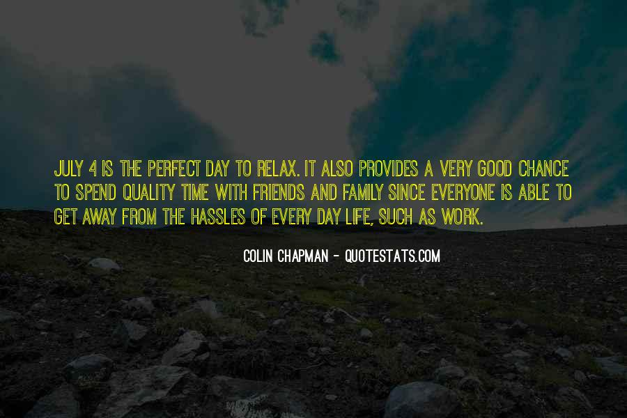 Quotes About Not Perfect Family #591742