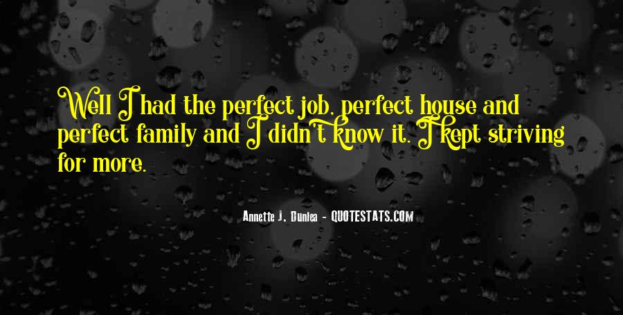 Quotes About Not Perfect Family #802490