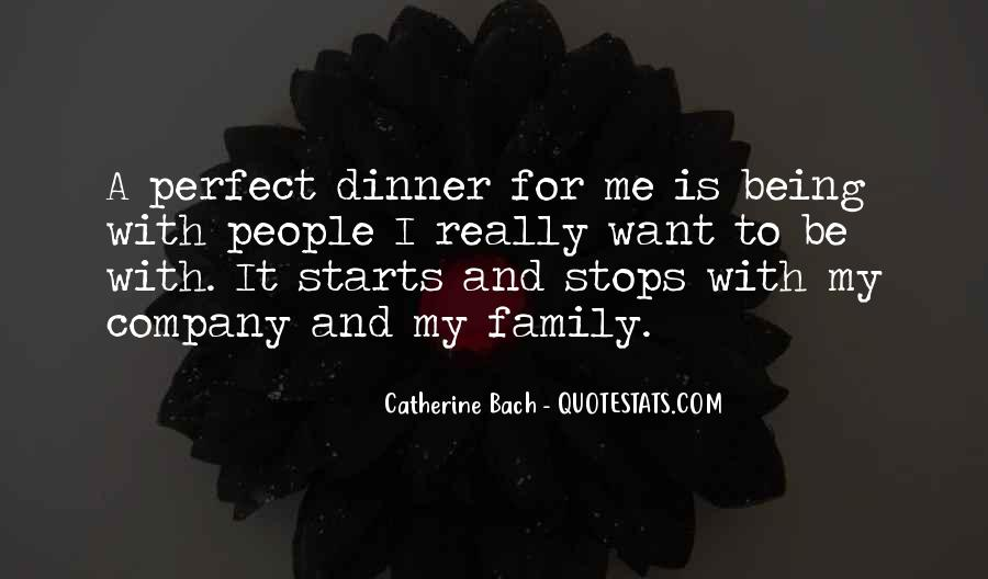 Quotes About Not Perfect Family #849995