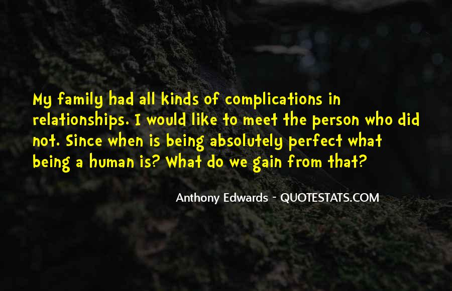 Quotes About Not Perfect Family #936084