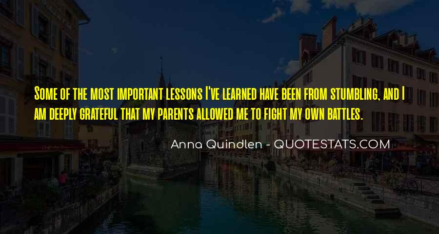 Quotes About Fighting For What's Important To You #377729