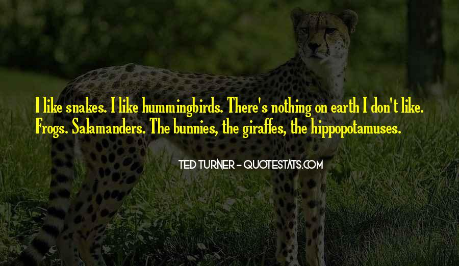 Quotes About Salamanders #37446