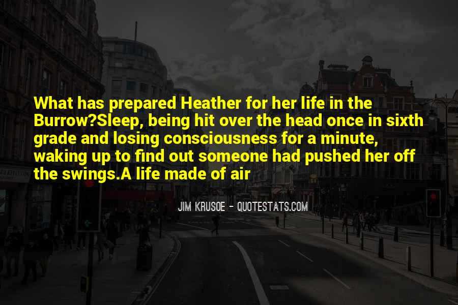 Quotes About Being Prepared For Life #1137600