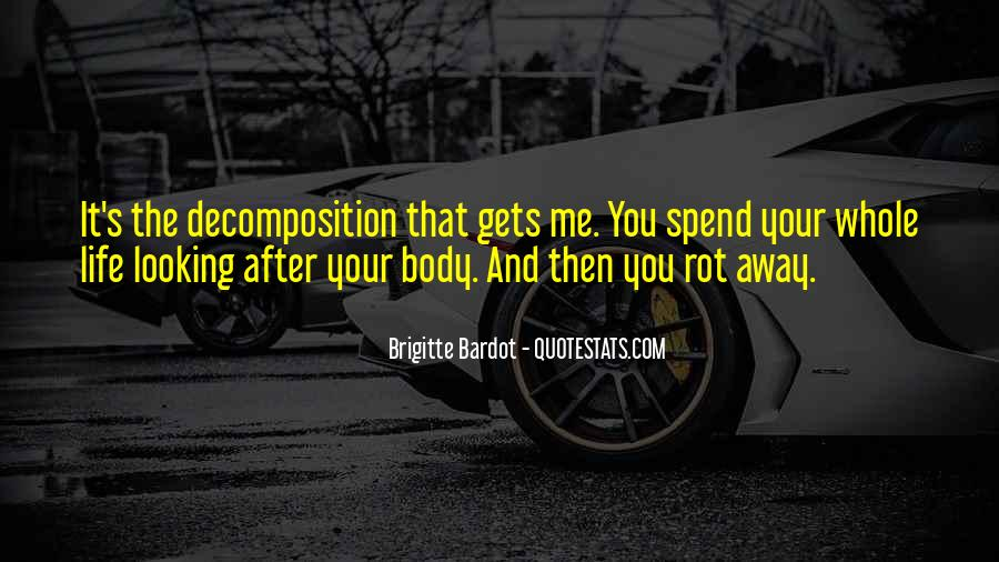 Quotes About Looking After Your Body #1799884