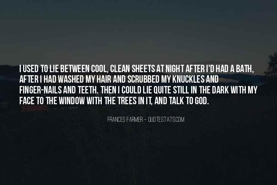 Quotes About Clean Sheets #1622927