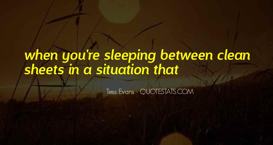 Quotes About Clean Sheets #597838