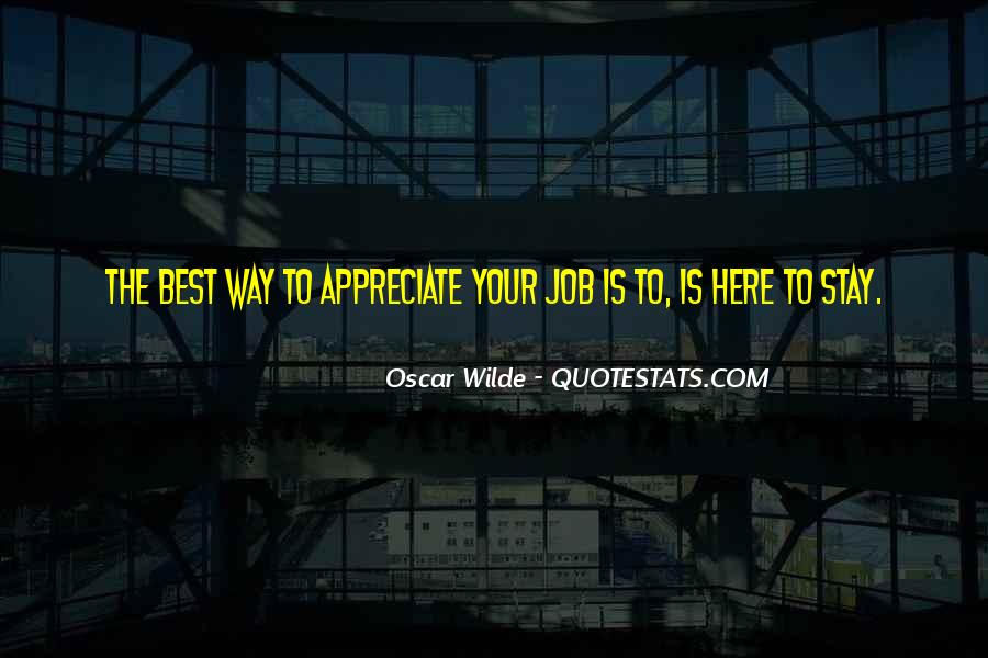 Quotes About Jobs Funny #714367