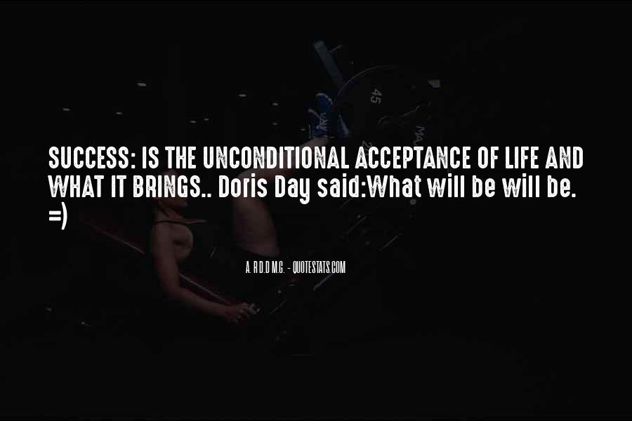 Quotes About It Is What It Is Acceptance Of What Is #1111297