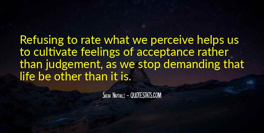 Quotes About It Is What It Is Acceptance Of What Is #1320968