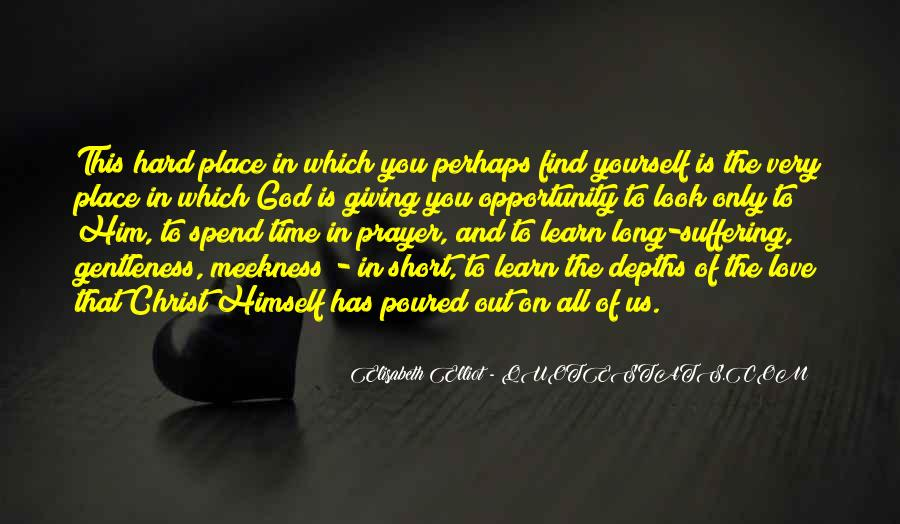 Quotes About Giving All Of Yourself #1214122