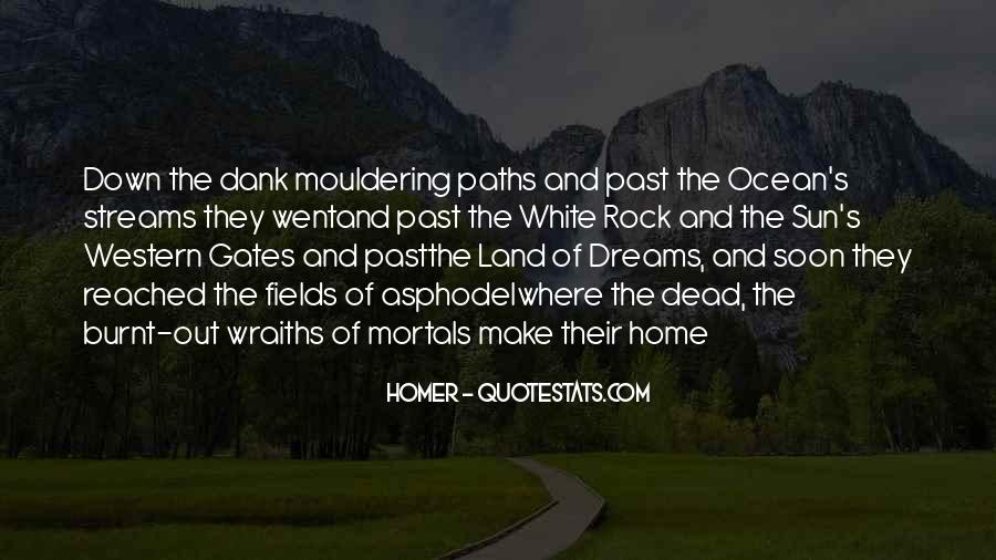 Quotes About Fields Of Dreams #314026