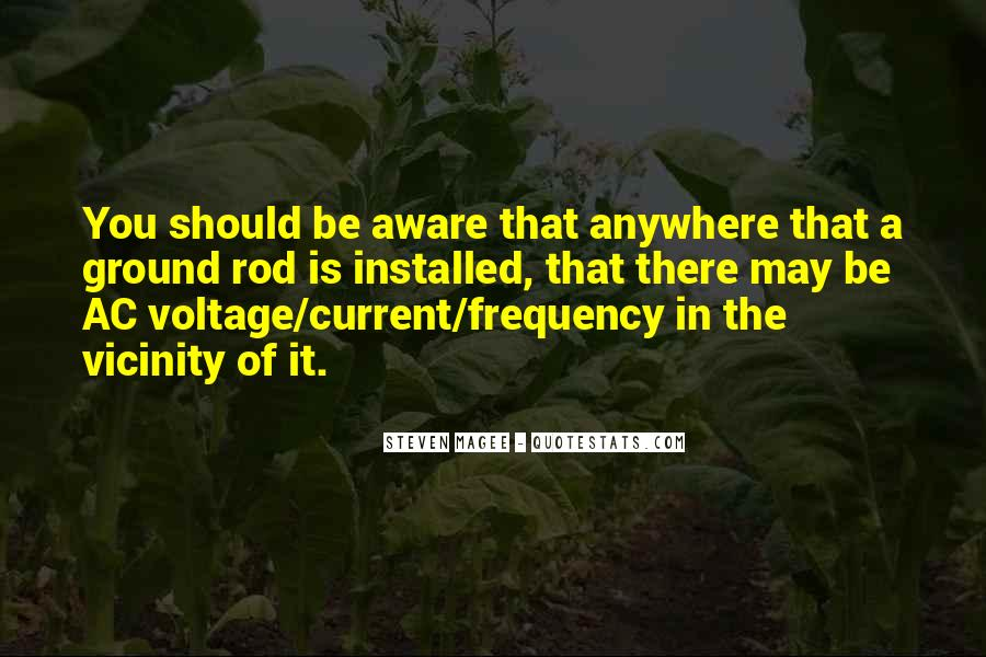 Quotes About Voltage #1687012