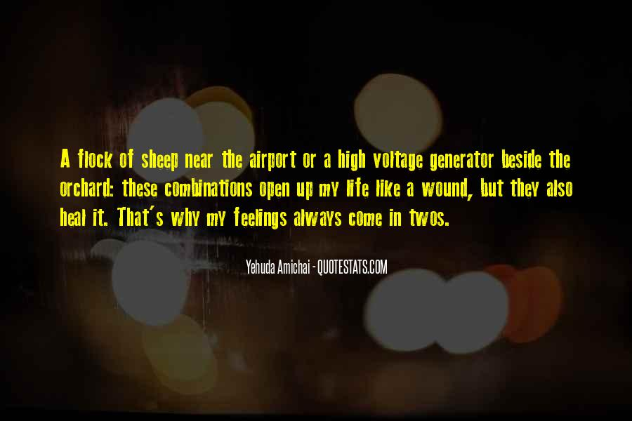 Quotes About Voltage #1688394