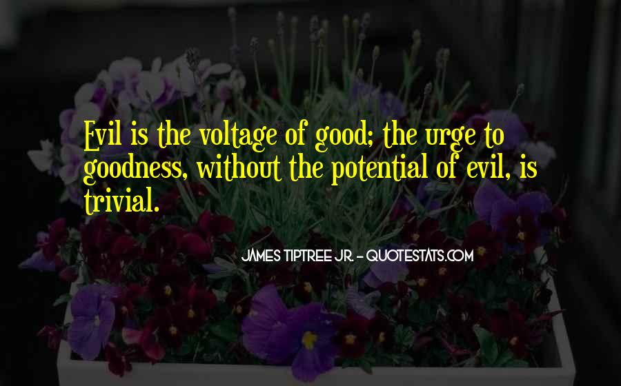 Quotes About Voltage #459232