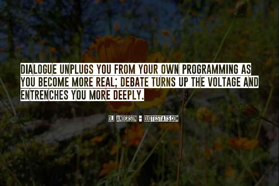 Quotes About Voltage #538581