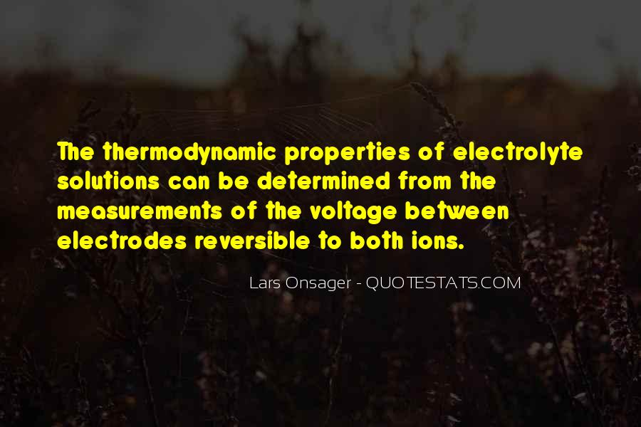 Quotes About Voltage #580312
