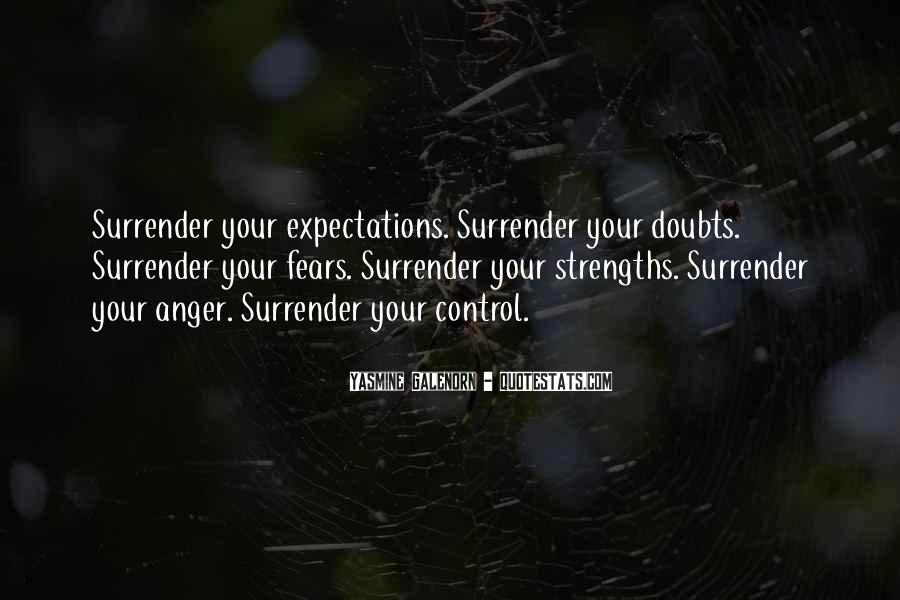 Quotes About Anger Control #1135978