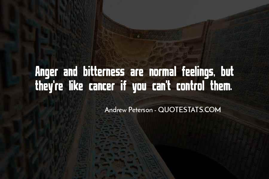 Quotes About Anger Control #1220132