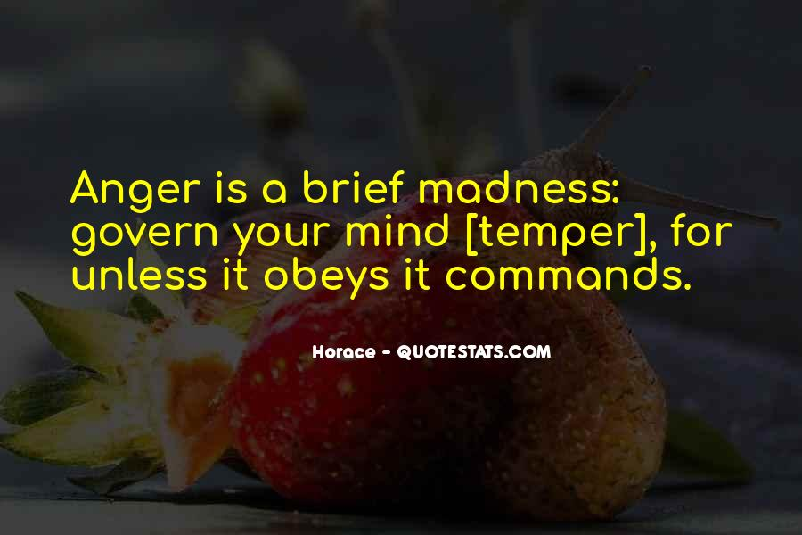 Quotes About Anger Control #1321269