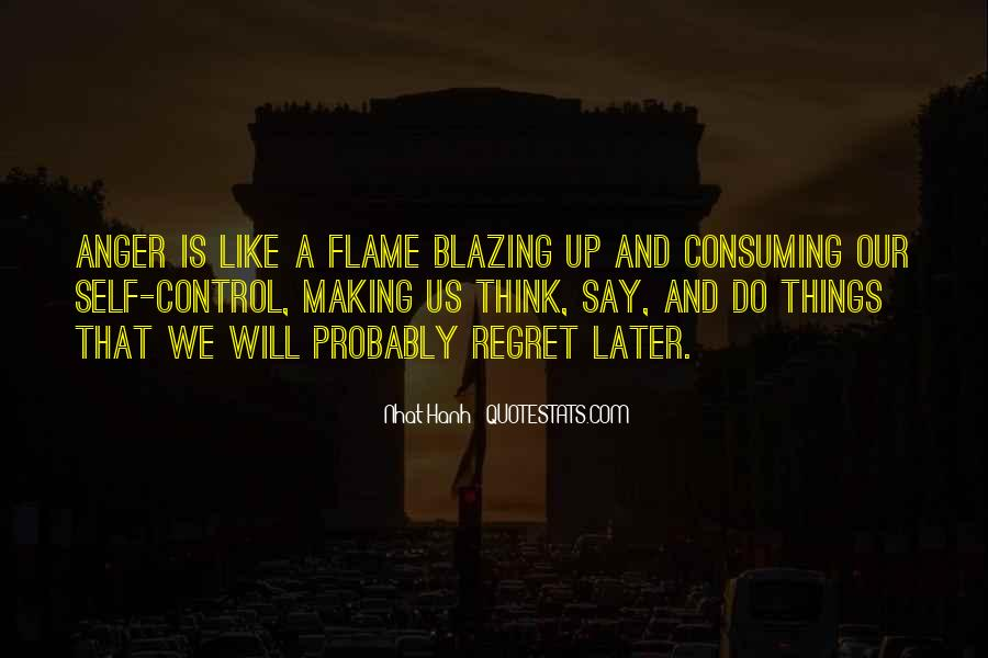 Quotes About Anger Control #232591