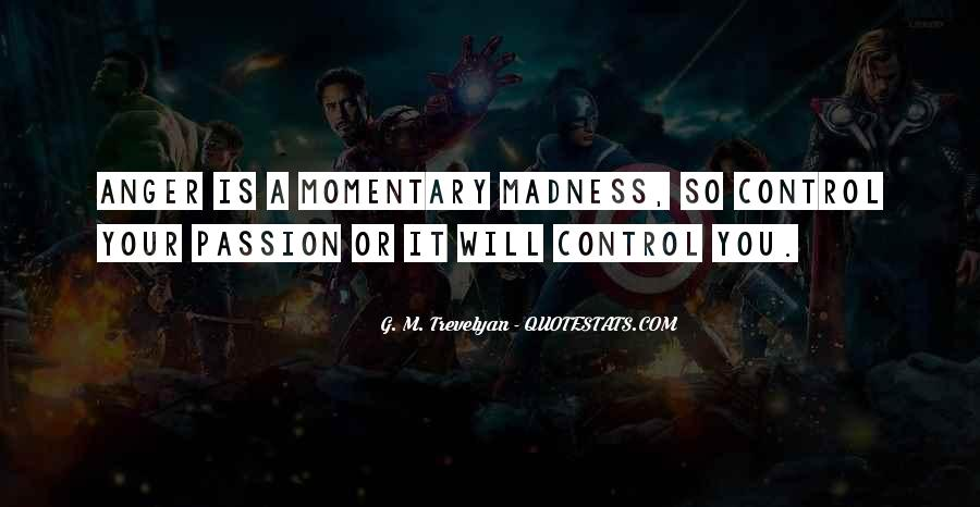 Quotes About Anger Control #28008