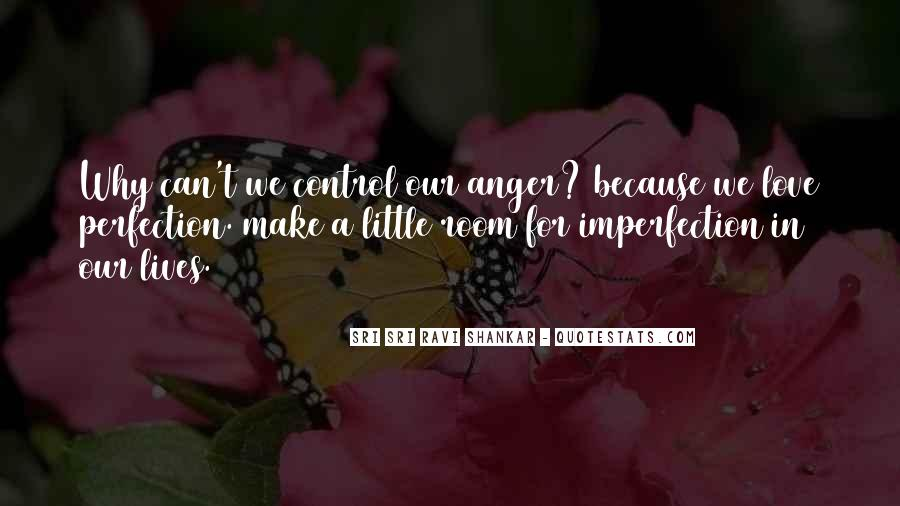 Quotes About Anger Control #306652