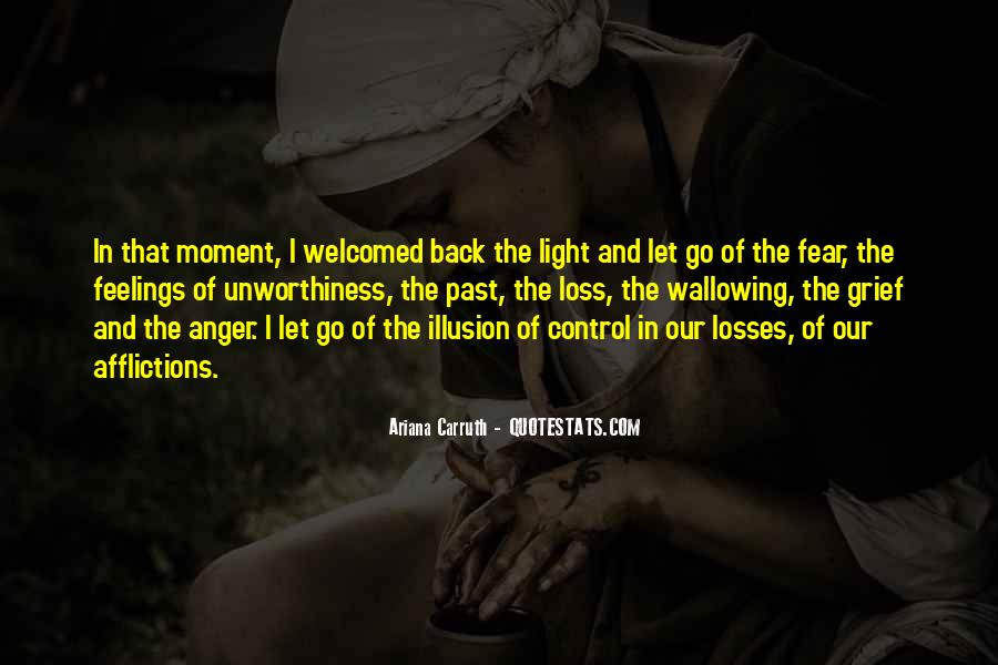 Quotes About Anger Control #64489