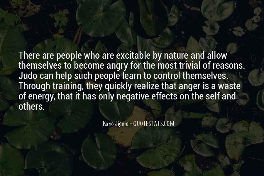 Quotes About Anger Control #707872