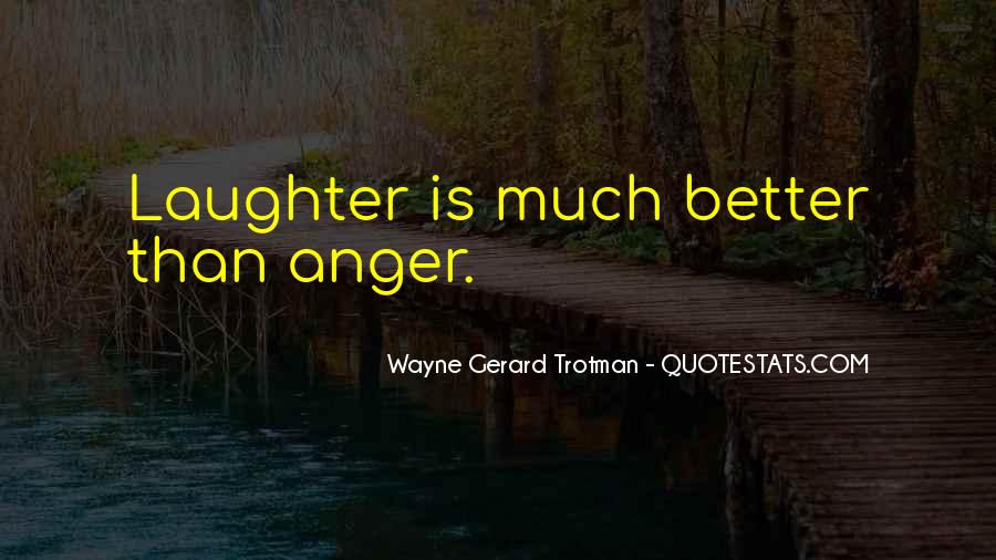 Quotes About Anger Control #782157