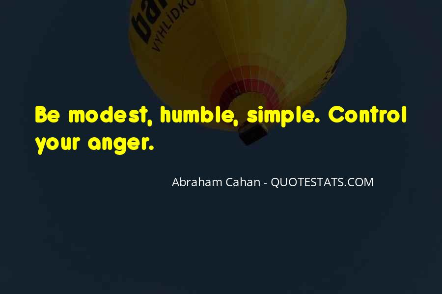 Quotes About Anger Control #811