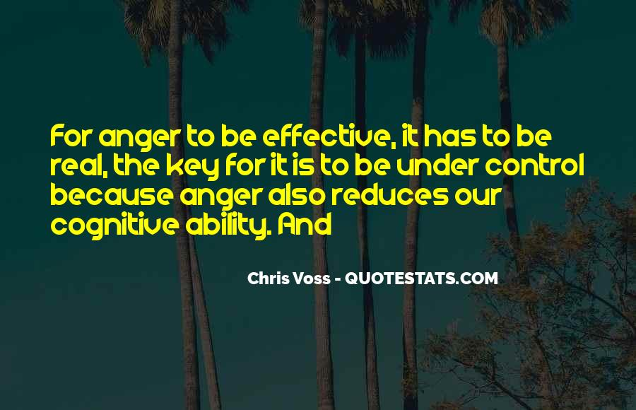 Quotes About Anger Control #834455