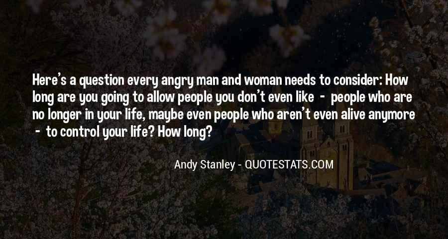Quotes About Anger Control #838540