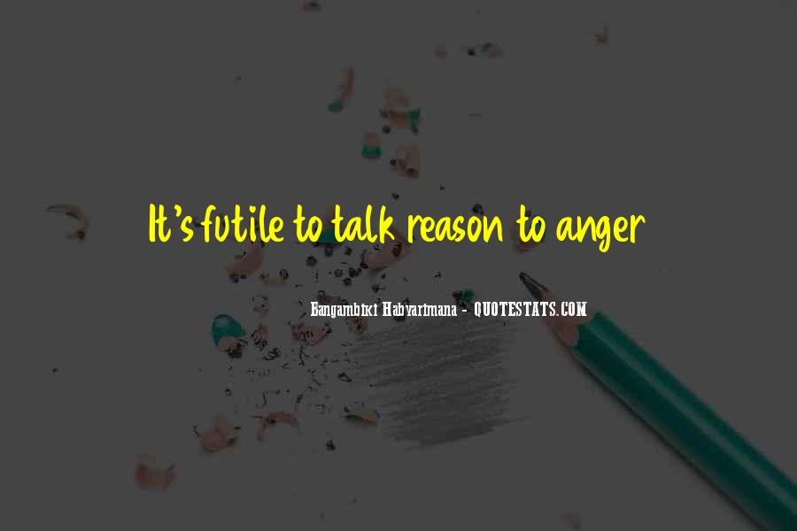 Quotes About Anger Control #867419