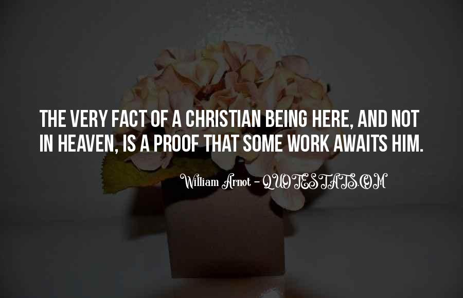 Quotes About Proof Of Heaven #1404009