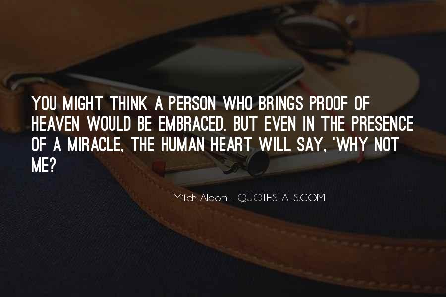 Quotes About Proof Of Heaven #1628287