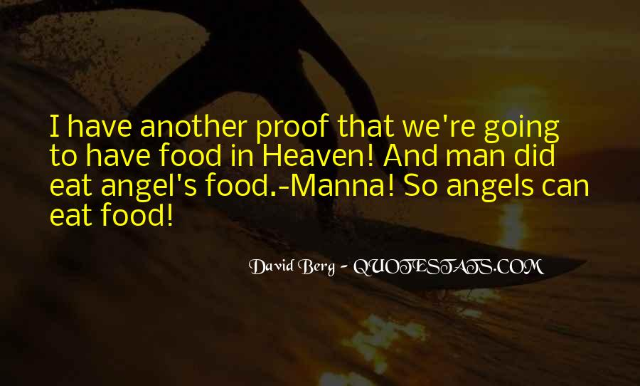 Quotes About Proof Of Heaven #1650170