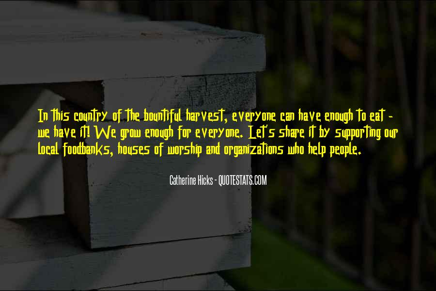 Quotes About Little Houses #114052