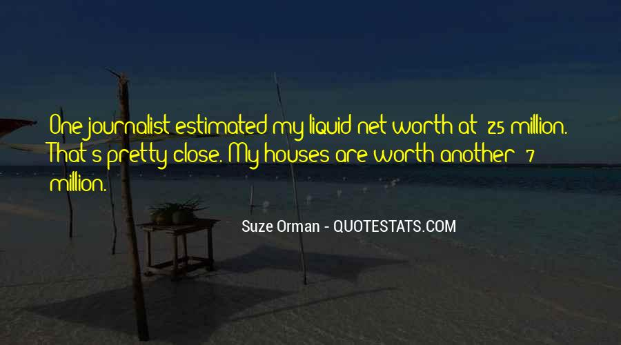Quotes About Little Houses #117910