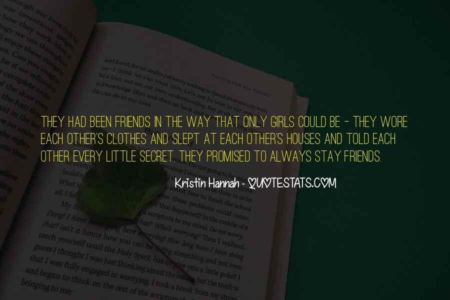 Quotes About Little Houses #124194
