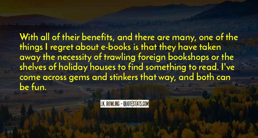 Quotes About Little Houses #135406