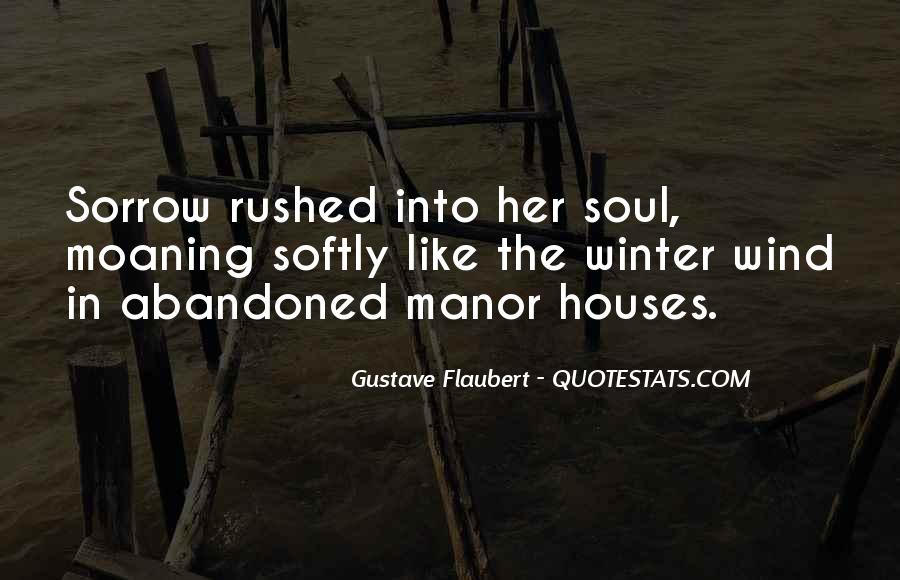 Quotes About Little Houses #17737