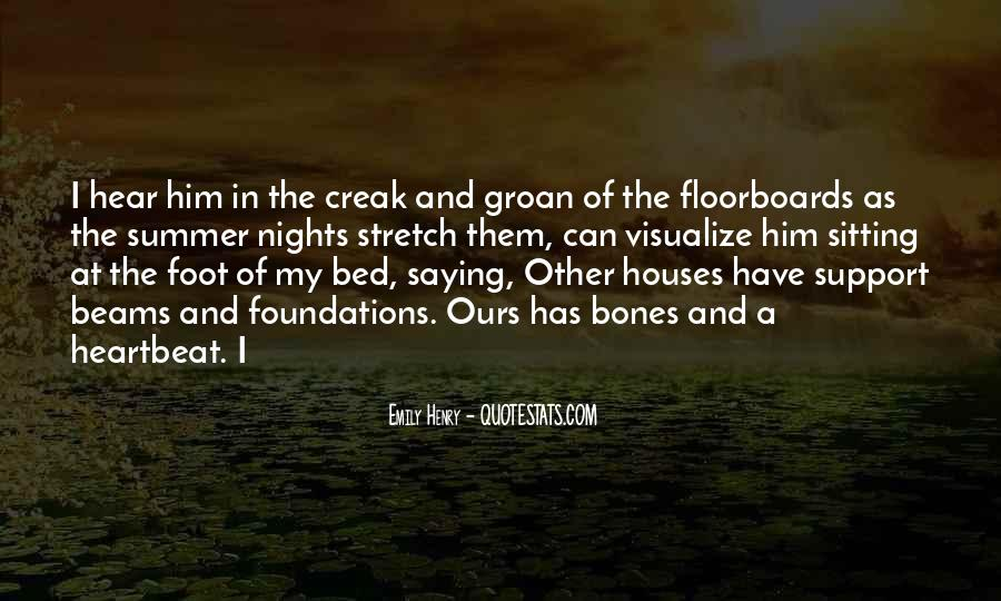 Quotes About Little Houses #19281